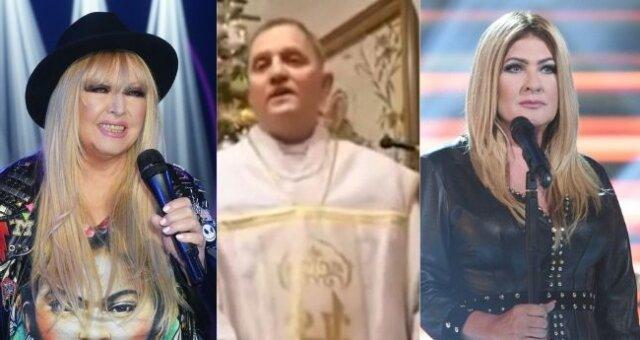 Maryla Rodowicz Beata Kozidrak ksiądz