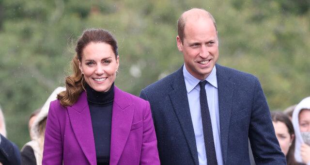 książę Wilhelm i księżna Katarzyna