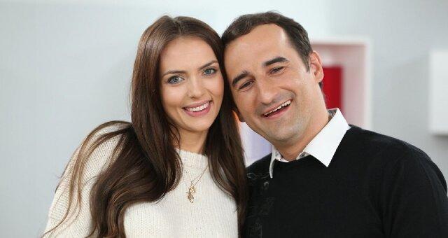 Marcela Leszczak, Misiek Koterski