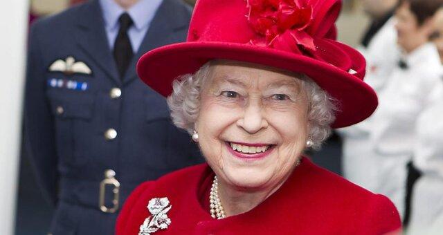królowa elżbieta narodziny prawnuczki