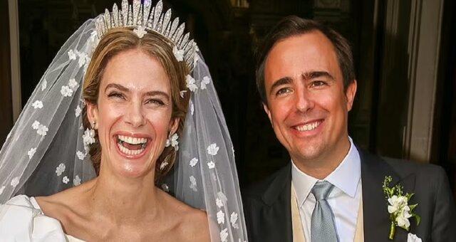 księżniczka Maria Anunciata ślub