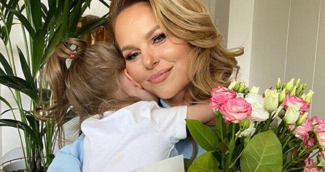 Paulina Sykut-Jeżyna córka