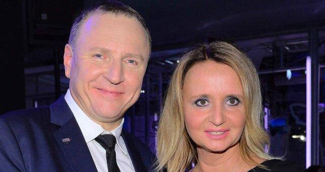 Joanna i Jacek Kurski