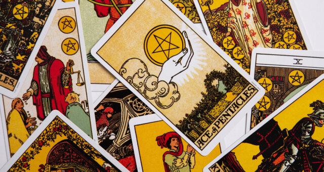 Prognoza z kart tarota na maj
