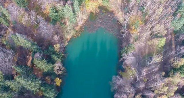 Kolorowe Jeziorka w Rudawach Janowickich