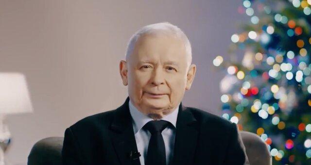 Jarosław Kaczyński Wigilia