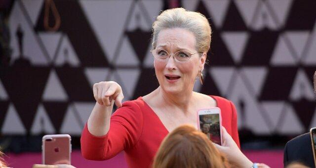 Meryl Streep doceniła polską aktorkę