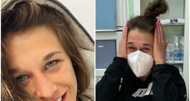 joanna jędrzejczyk trafiła do szpitala