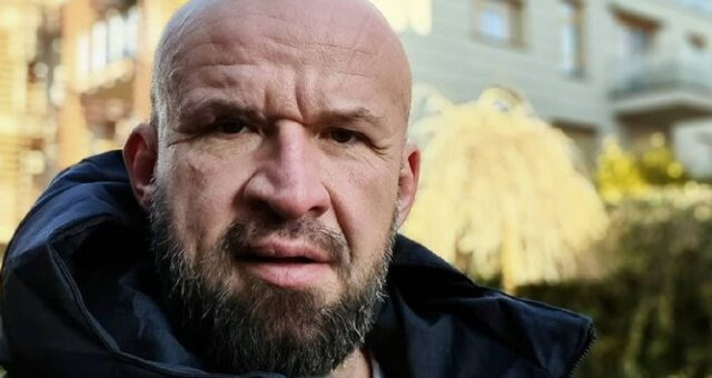 Tomasz Oświeciński jak mieszka