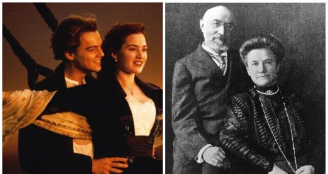 prawdziwe historie miłosne titanica