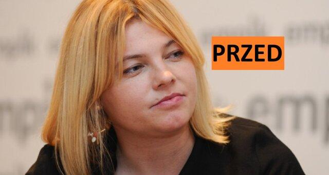 Ania Dąbrowska przemiana