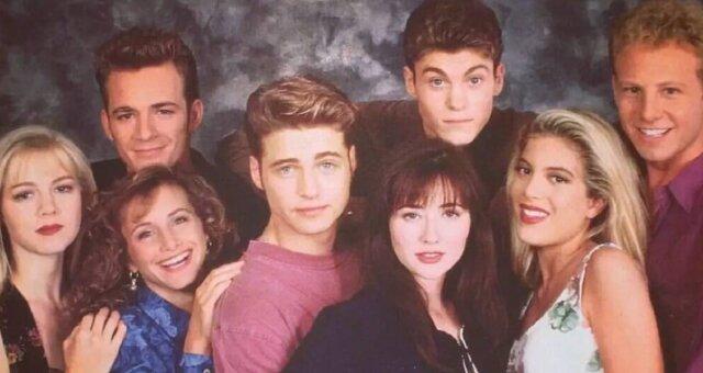 aktorzy Beverly Hills 90210 kiedyś i dziś