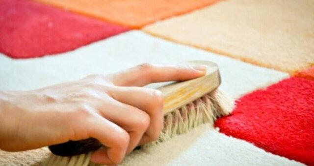 wyczyść dywan