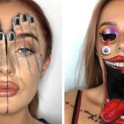 Wizażystka-samouk czyni cuda za pomocą makijażu (ZDJĘCIA)
