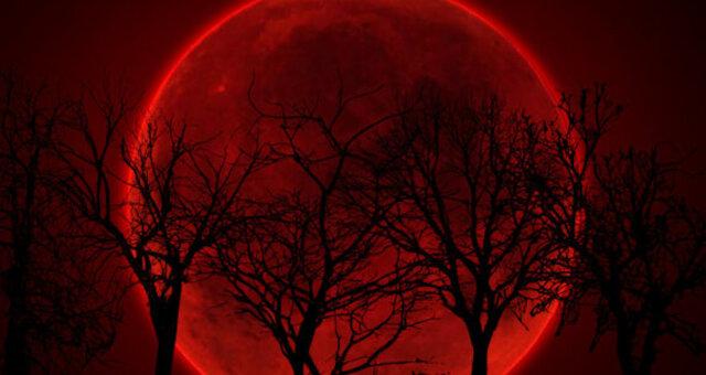 Krwawy Księżyc w 2021 roku