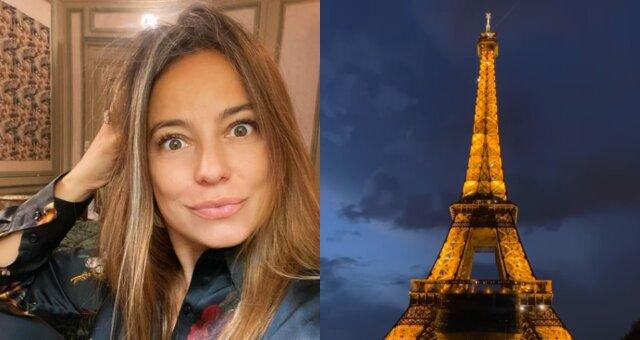 anna mucha wyjechała do paryżu