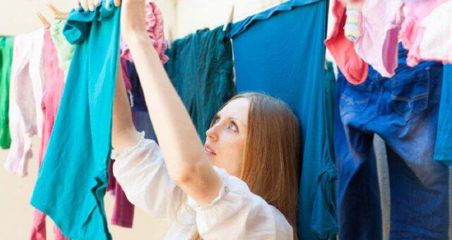 jak szybko wysuszyć pranie