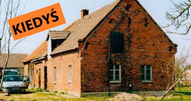 przebudowa wiejskiego domu