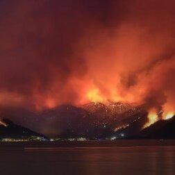 Skala zniszczeń jest ogromna. Niebezpieczne pożary od tygodnia obejmują Turcję