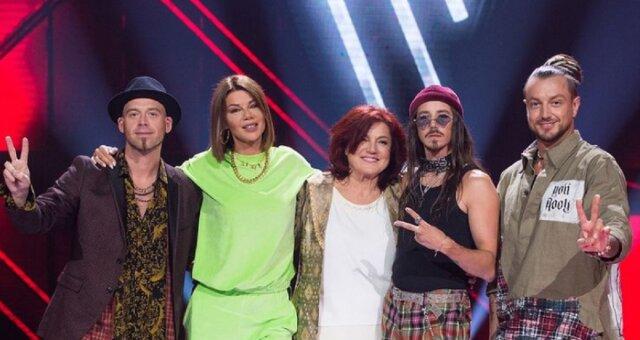 The Voice of Poland jury