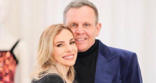 izabella janachowska z mężem