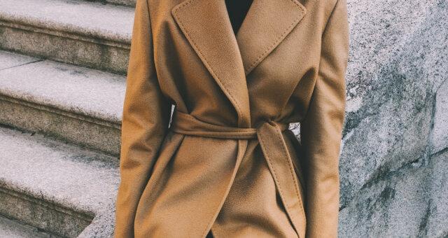 Jak wygląda płaszcz 2021 roku: zimowa stylizacja od  pierwszej damy