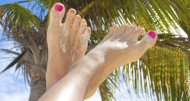 piene stopy na lato