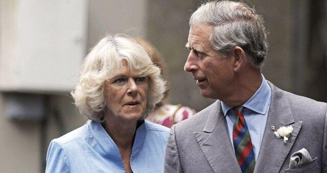 nieślubny syn księcia Karola i Camilli