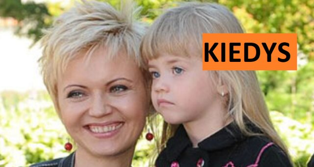 Olga Borys córka