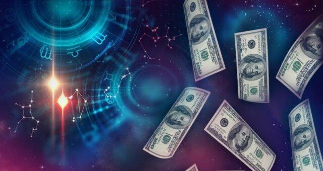 Horoskop finansowy, screen YT