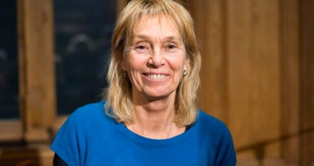 Małgorzata Braunek, screen YT
