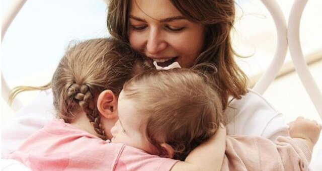 anna lewandowska i jej córki